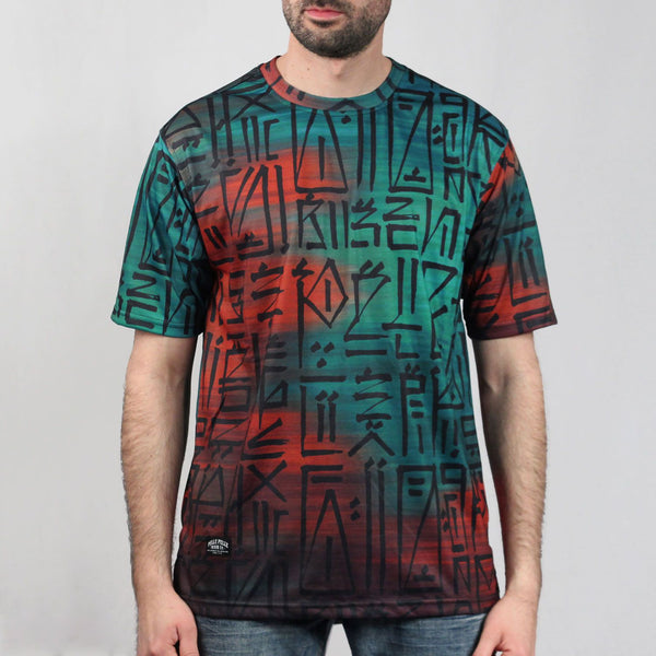 The Abstract Tee
