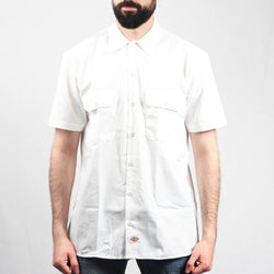 Short Sleeves Work Shirt