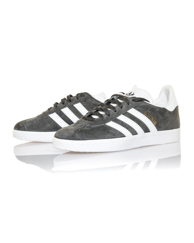 Chaussure homme gazelle grise basse
