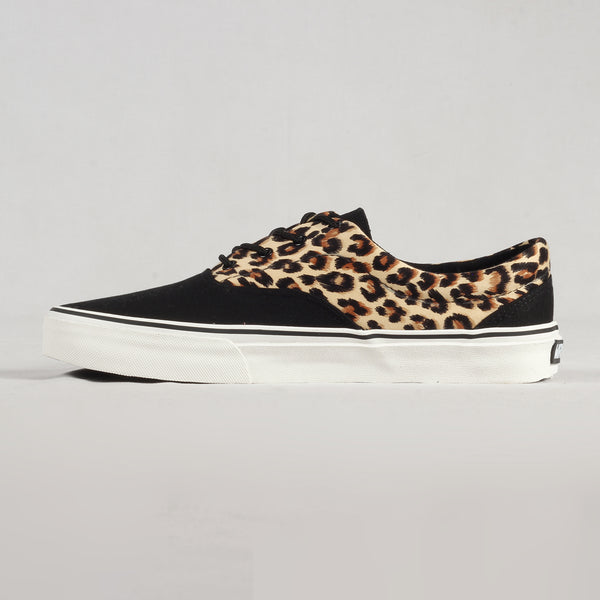 Two Tones Leopard Shoes