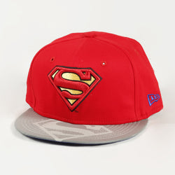 Reflecto Superman Cap