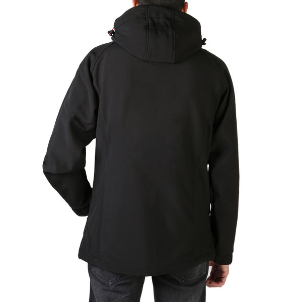 Veste noir Geographical Norway - Taboo_man