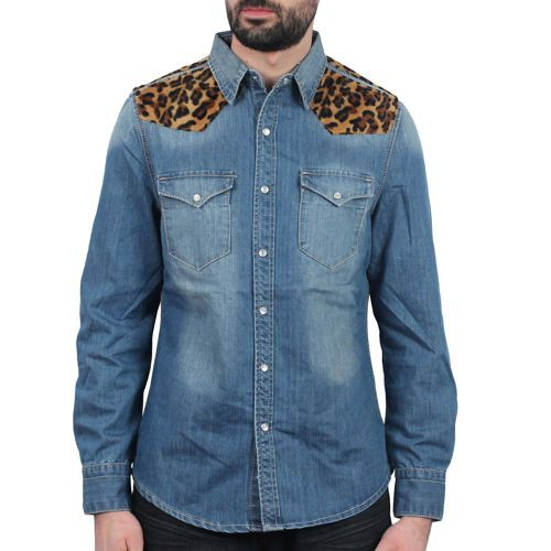 Leo Denim Shirt
