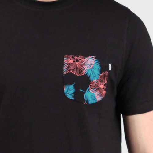 Pocket Flowers Tee