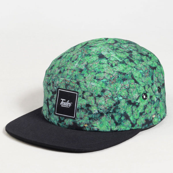 All Over 5 Panel Cap