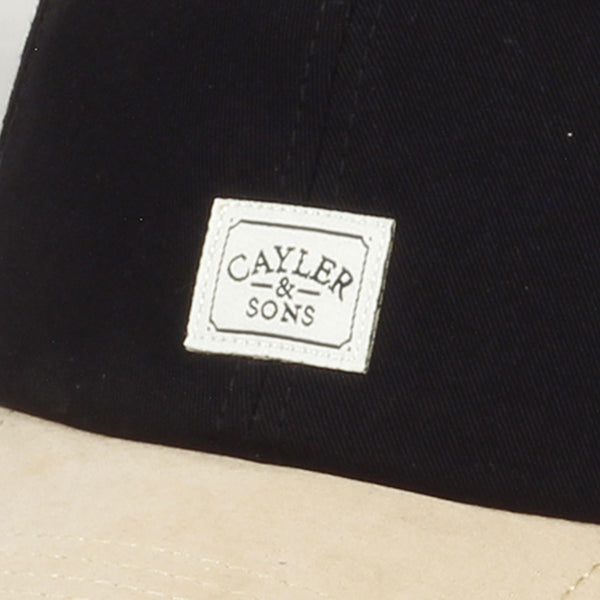 Patched Curved Cap