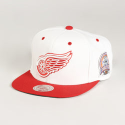 Finals 02 Red Wings Cap
