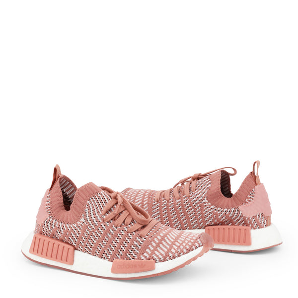 Sneakers Kinit Rose Femme Adidas - NMD-R1_STLT