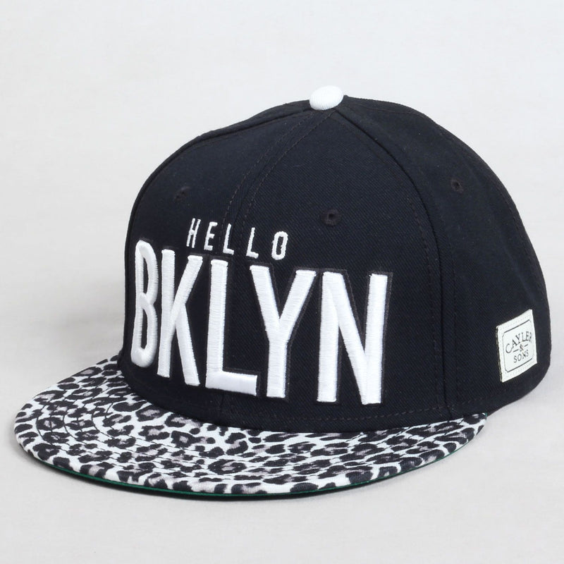 Hello Bklyn Cap