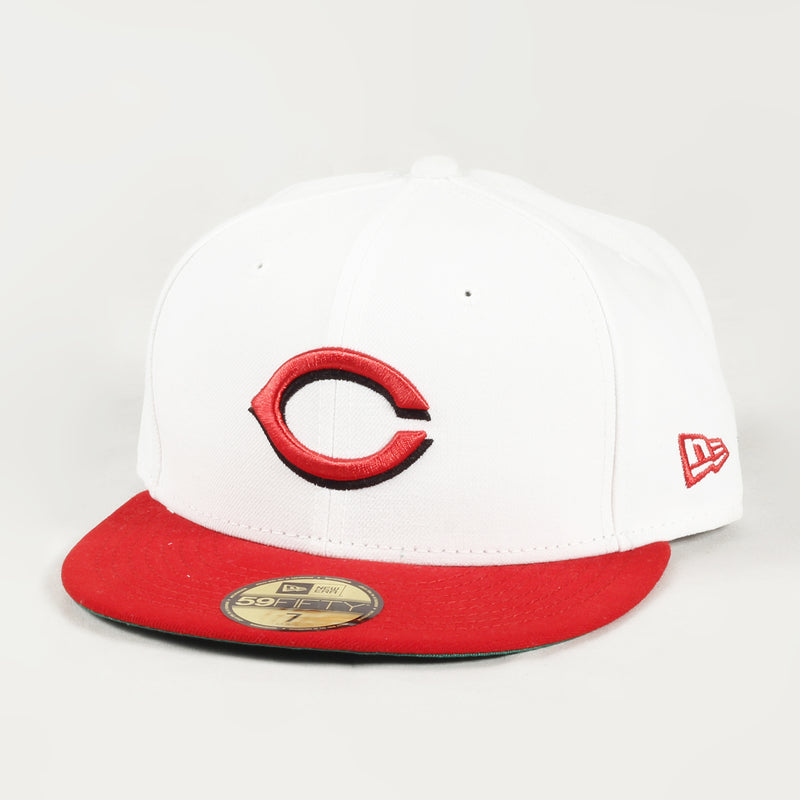 White Pop Team Cinred Cap