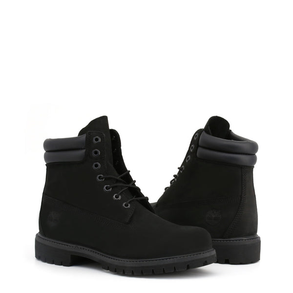 Bottines chaussure noir Timberland - 6IN-BOOT