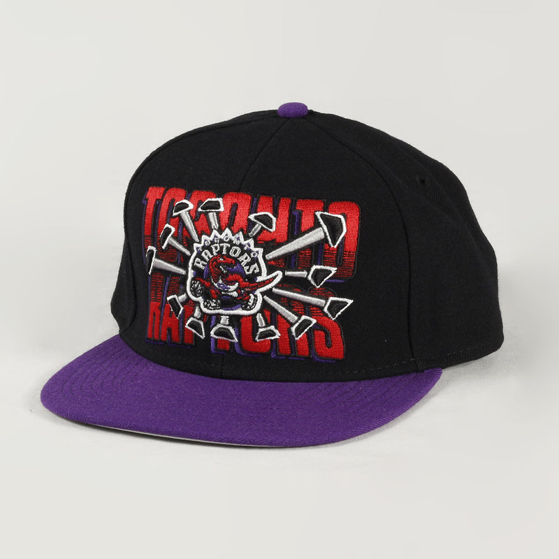Backboard Break Raptors Cap