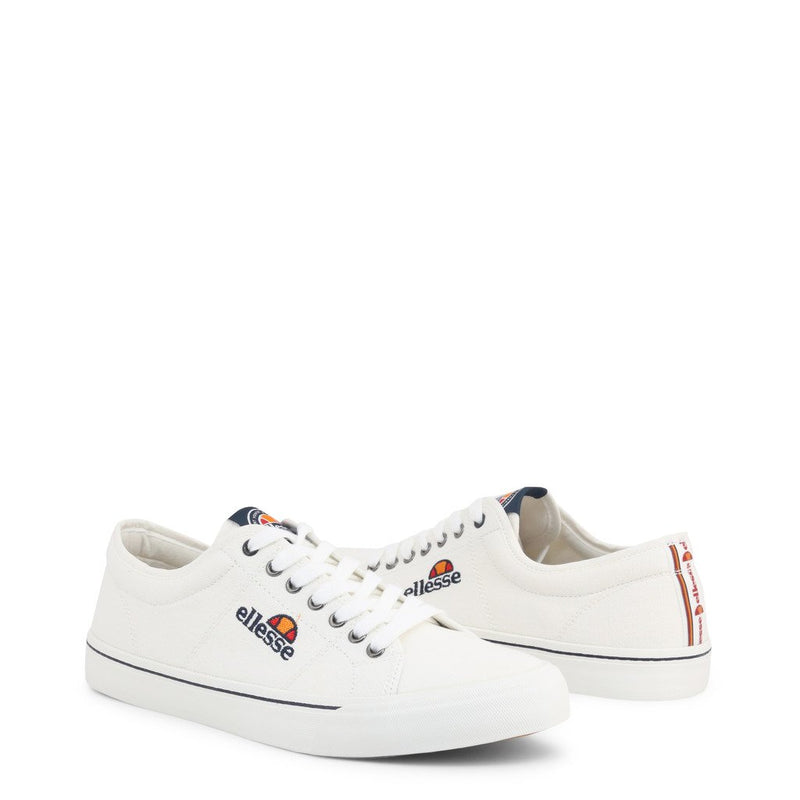 Chaussures baskets blanches Ellesse pour homme