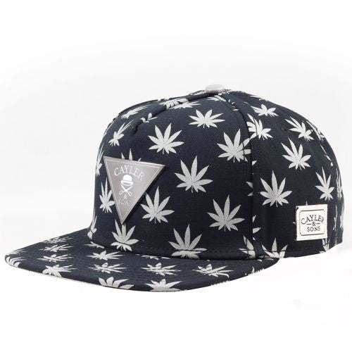 Budz n Stripes Reflect 2 Tone Cap