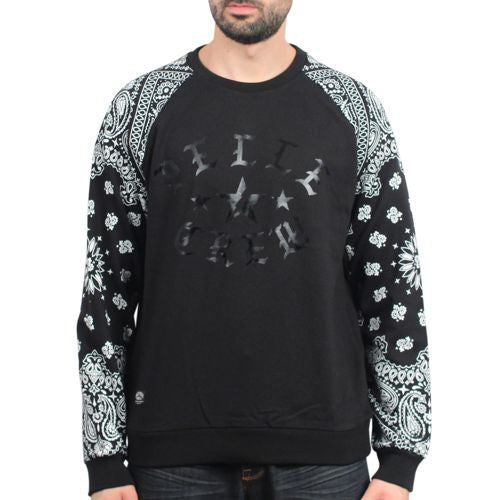 Heaven and Hell Crewneck Sweater