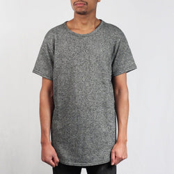 French Terry Curved Hem Tall Tee