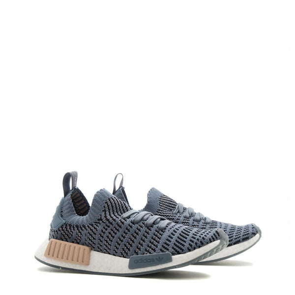 Baskets basses femme grises NMD Adidas - NMD-R1_STLT