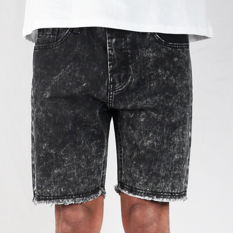 Raw Denim Short