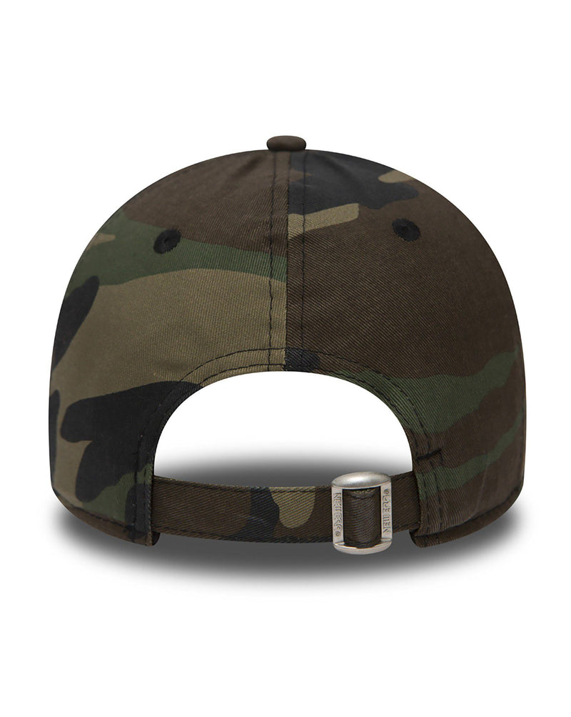 Casquette Boston 9Forty camouflage kaki