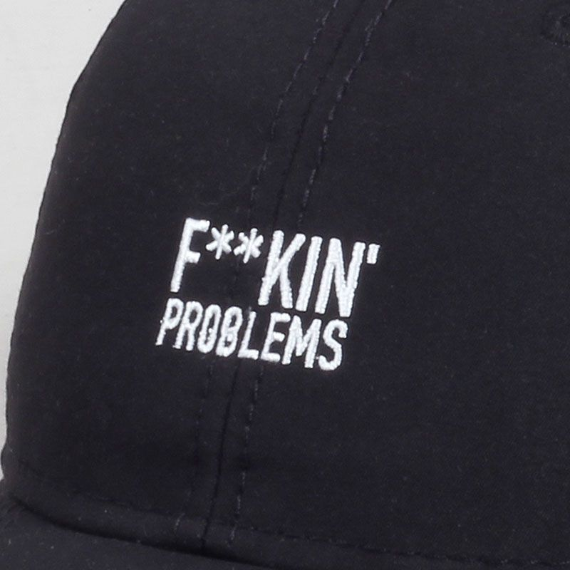 Problems Curved Cap