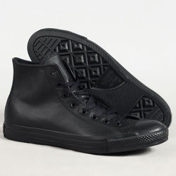Chuck Taylor Leather Hi Shoes
