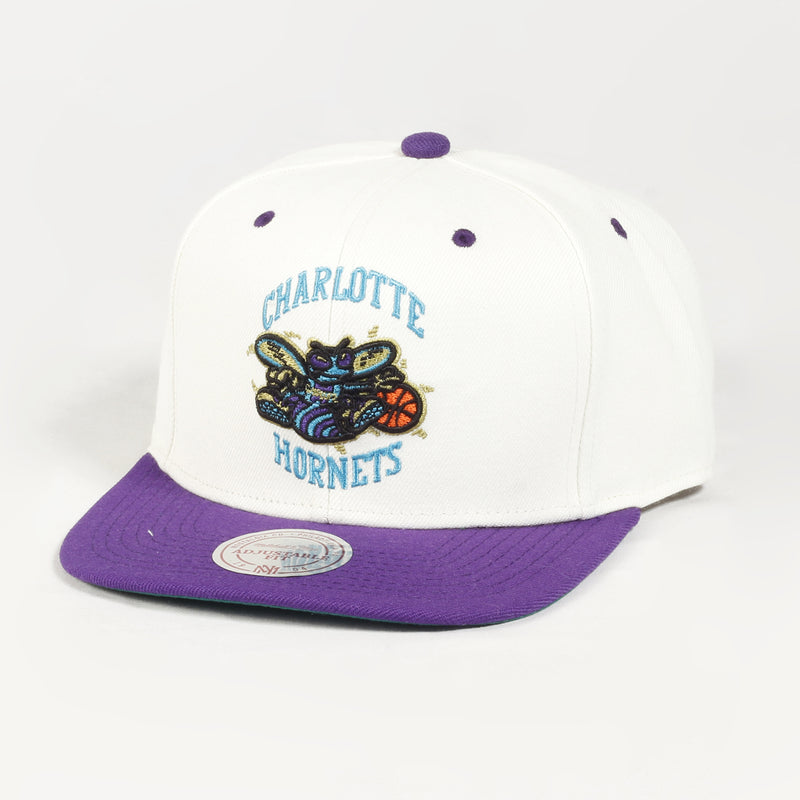 Cream Top Hornets Cap