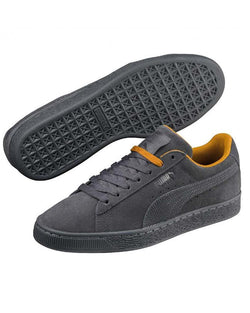 Basket Puma Suede homme cuir velours