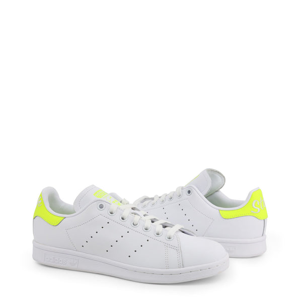 Basket Stan Smith arrière Fluo Ecriture Adidas - StanSmith