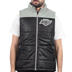 Sleeveless Kings Bubble Jacket