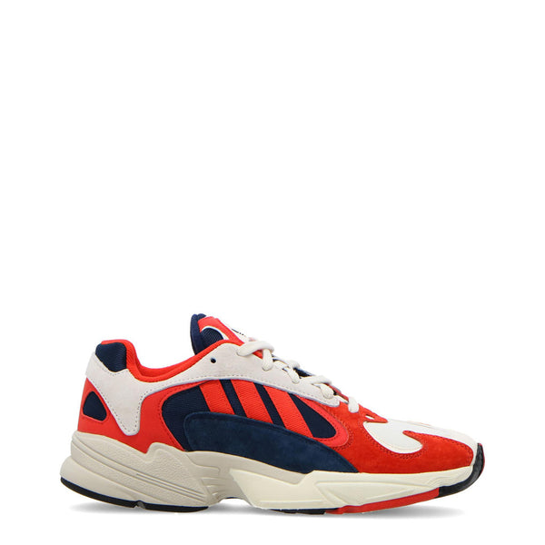 Chaussures homme rouge Adidas - YUNG-1