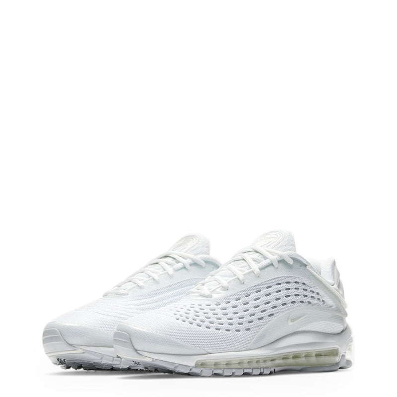 Basket Sneakers blanche Nike - AirMaxDeluxe