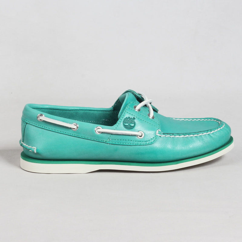 Classic 2 Eye Boat Shoes