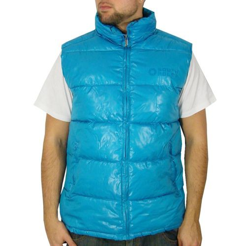 SP Sleeveless Bubble Jacket