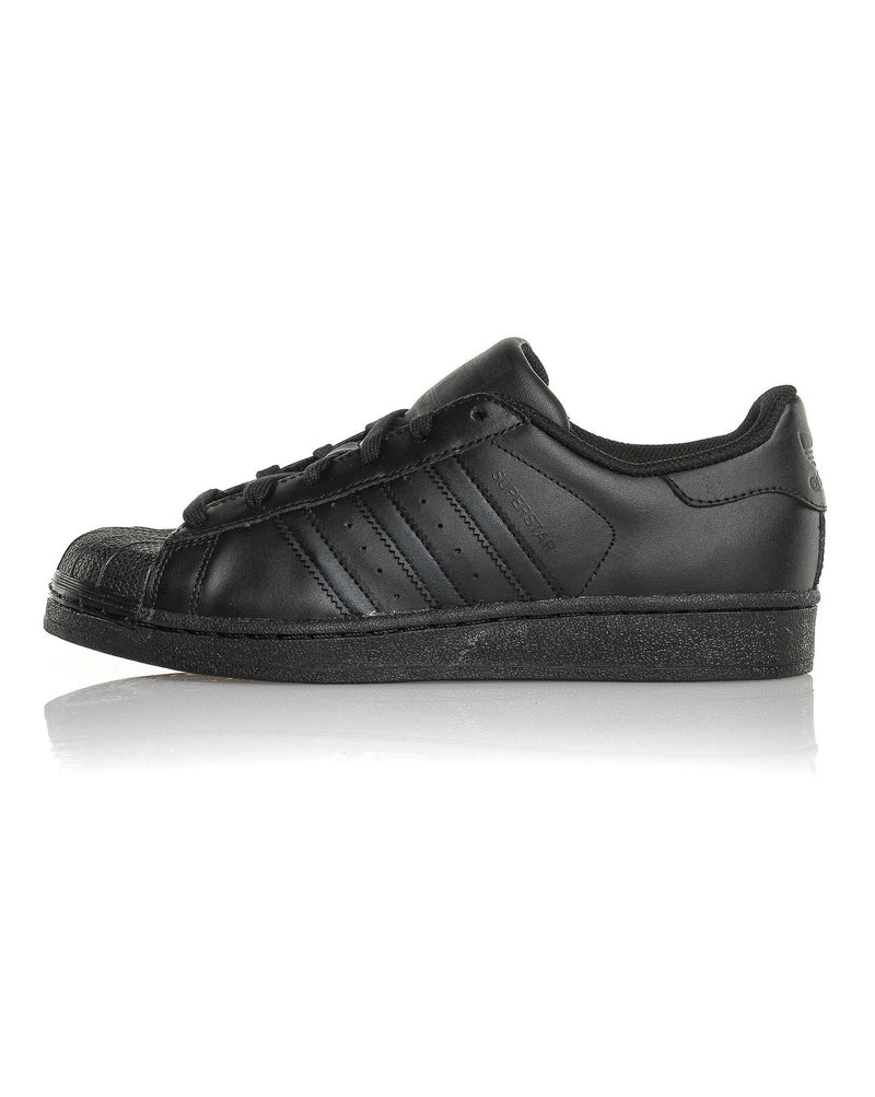 Basket superstar noir homme