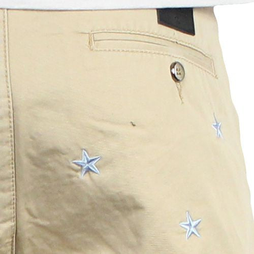 Star Slim Short