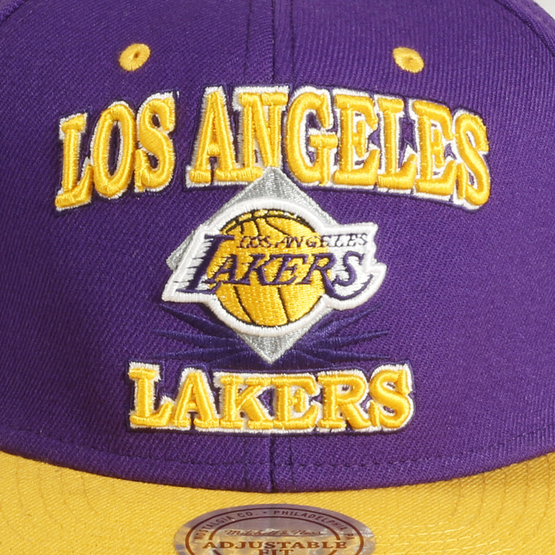 Patrick Lakers Cap