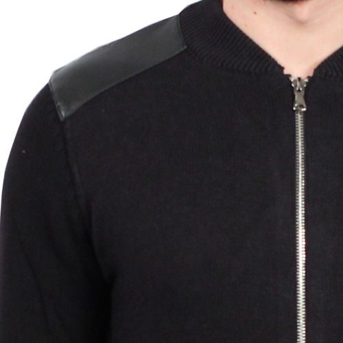 Empiècement Zip Sweater