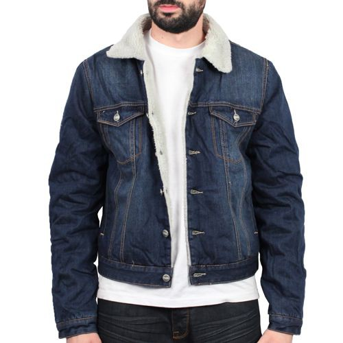 Aviator Denim Jacket