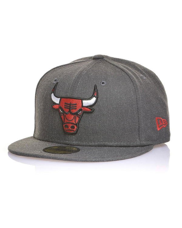 Snapback chicago bulls anthracite 59fifty