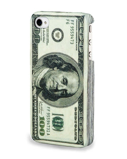 Coque Iphone 4/4S Et 5/5S Dollar