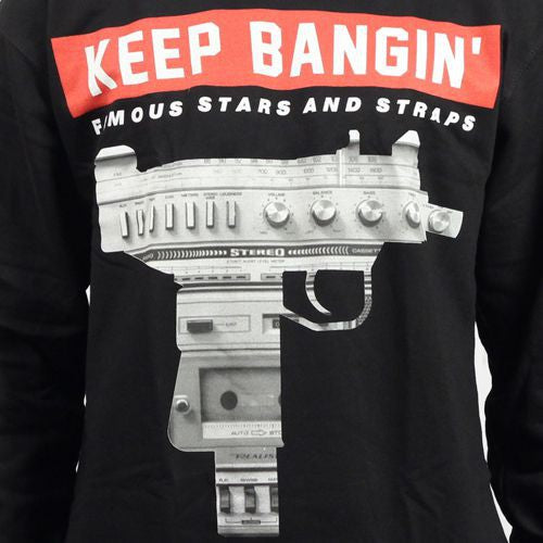 Keep Bangin Crewneck Sweater