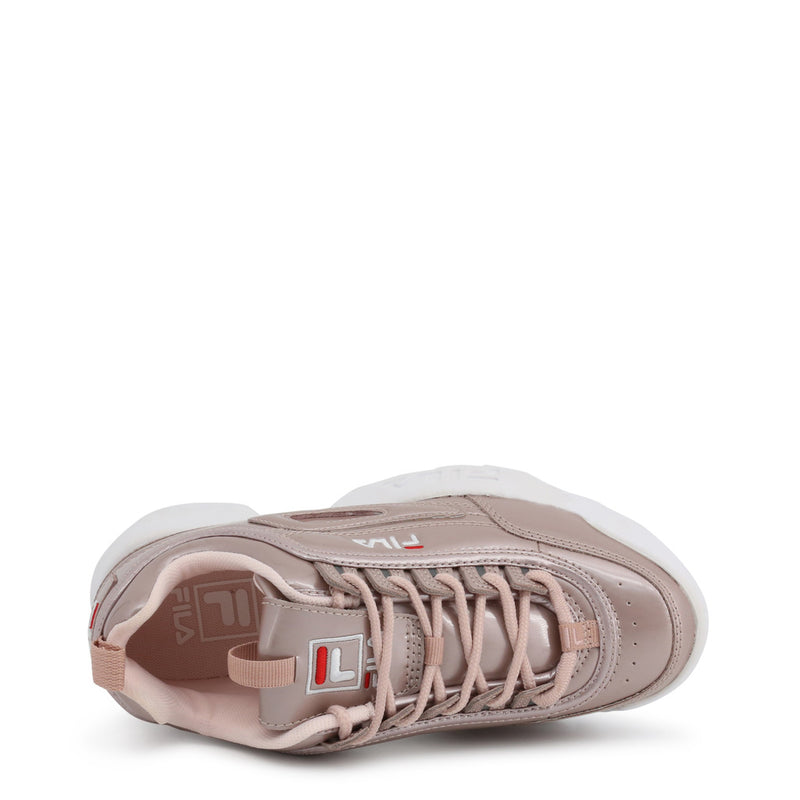 Basket chaussure rose Fila - DISRUPTOR-M-LOW_1010747