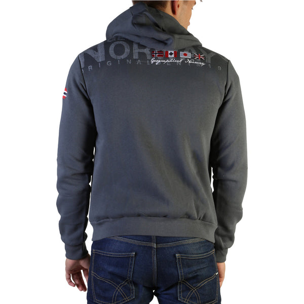 Gilet sweat zippé Geographical Norway - Fespote100_man
