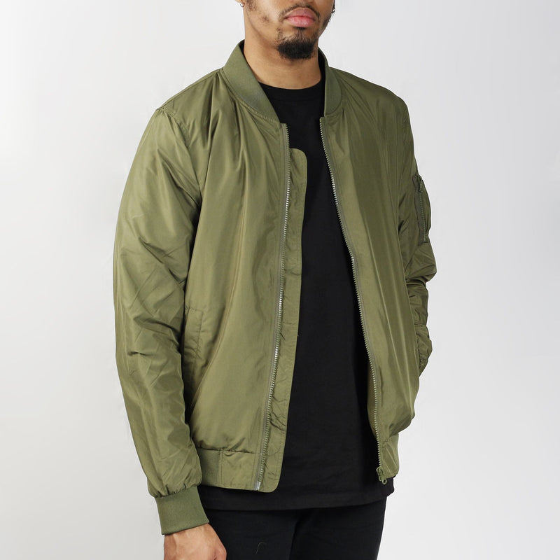 Light Bomber Jacket