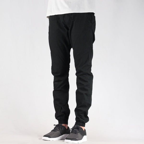 Cotton Twill Jogging Pants