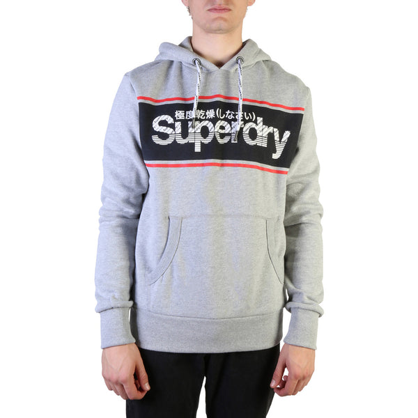 Sweat molleton homme Superdry - M2000033A