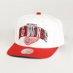 Tri Pop Red Wings Cap