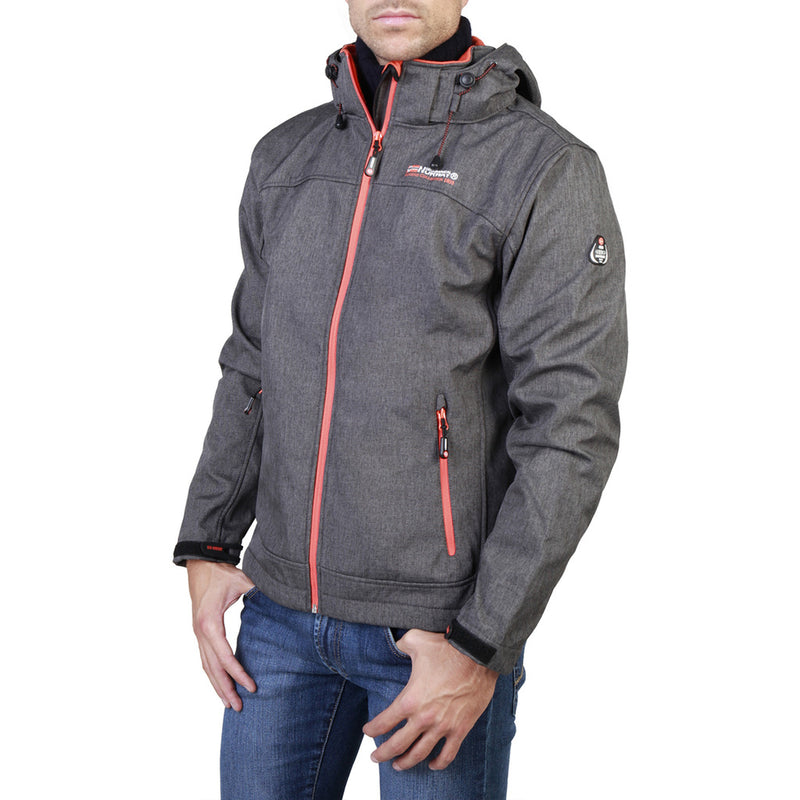 Blouson gris Geographical Norway - Twixer_man