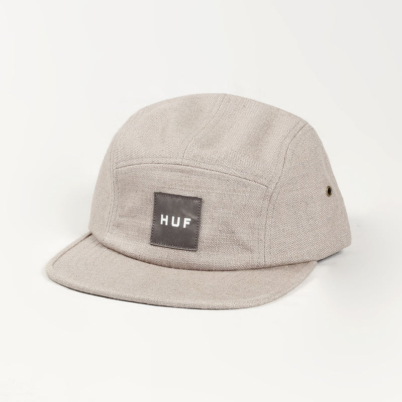 Tonal Linen Volley Cap
