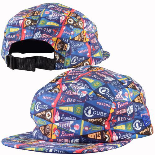 Packed Pennant Allover Cap